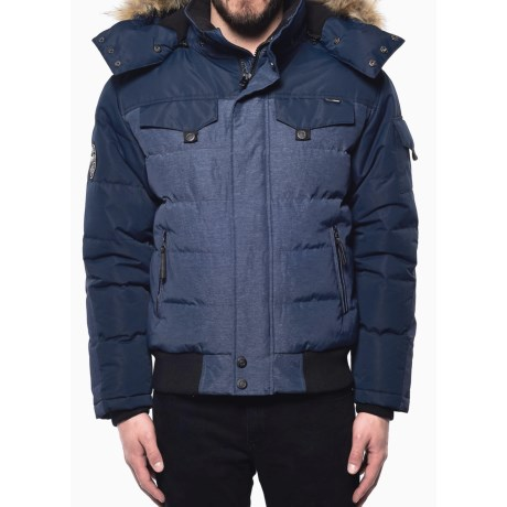 Noize Monty-15 Parka - Insulated, Fleece Lined (For Men)