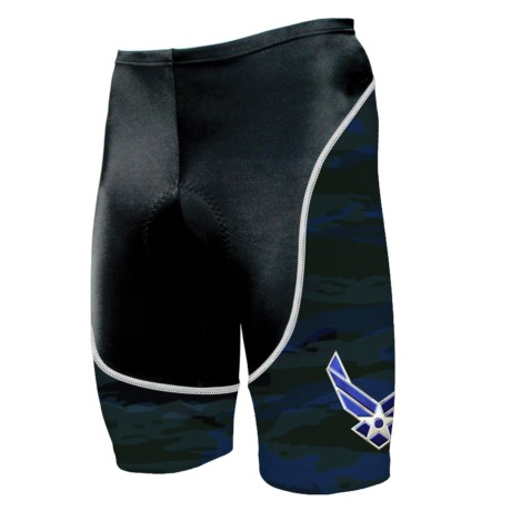 Primal Wear U.S. Air Force Engage Bike Shorts (For Men)