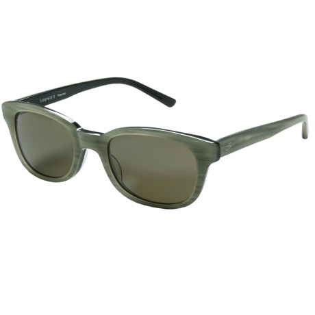 Serengeti Serena Sunglasses - Polarized Glass Lenses