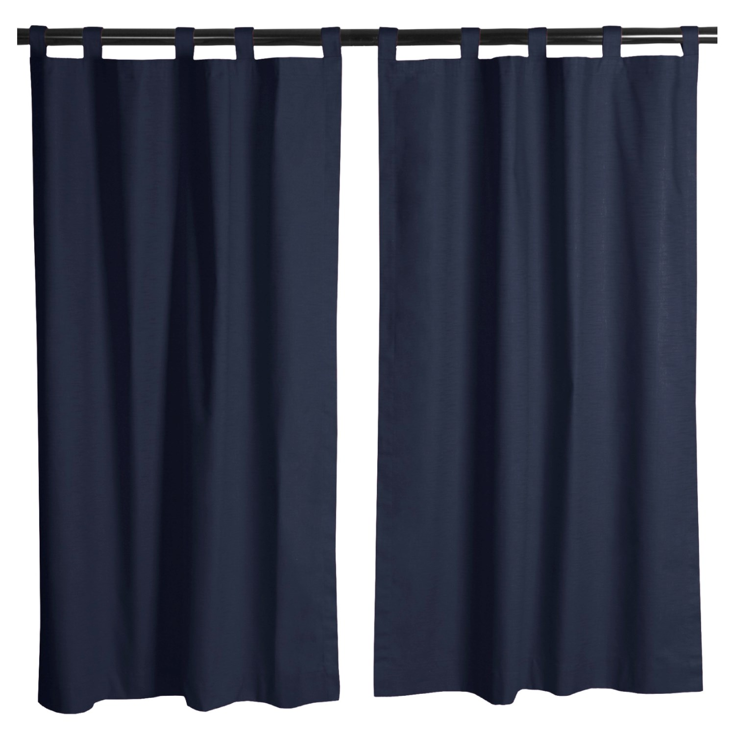 insulated tab curtains