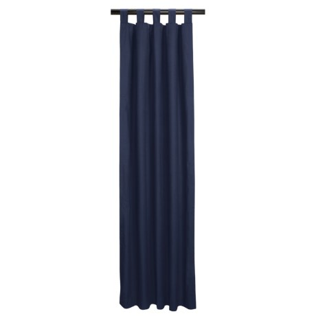 "Kimlor Insulated Curtains - 84"", Tab Top"