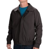 Weekendz Off Cotton Blend Jacket (For Men)