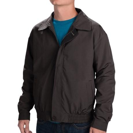 Weekendz Off Cotton Blend Jacket (For Men)