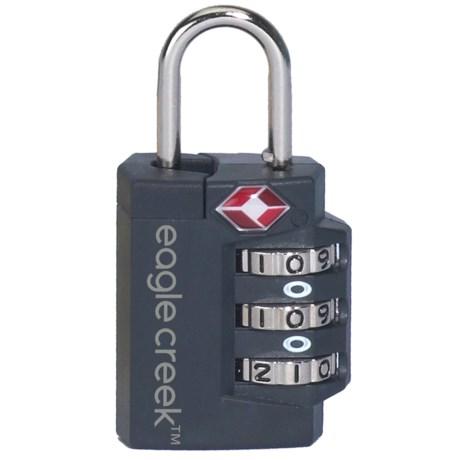 Eagle Creek Superlight TSA Lock