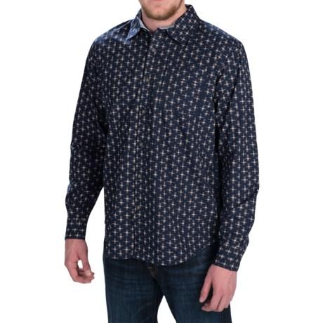 Gramicci Parker Button-Front Shirt - Long Sleeve (For Men)