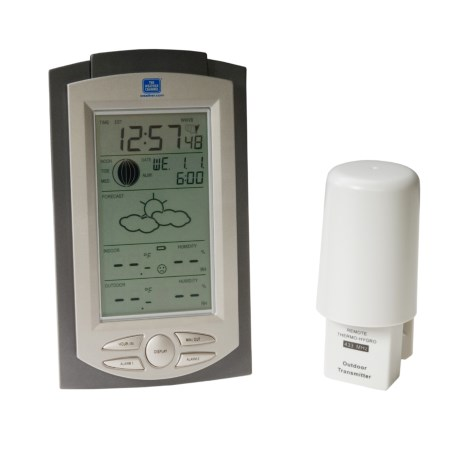 La Crosse Technology Wireless Weather Station with Projection