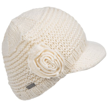 Betmar Flower Cap (For Women)