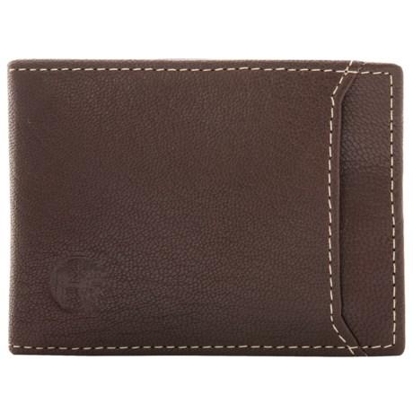 Timberland Blix Flip Clip Wallet