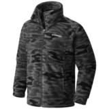 Columbia Sportswear Zing III Fleece Jacket (For Little and Big Boys)