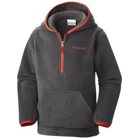 Columbia Sportswear Elm Lake Fleece Hoodie - Zip Neck (For Little and Big Kids)