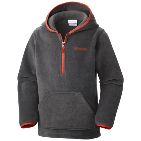 Columbia Sportswear Elm Lake Fleece Hoodie - Zip Neck (For Little and Big Kids)