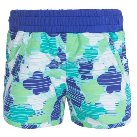 Columbia Sportswear Solar Stream II Boardshorts - UPF 30 (For Toddler Girls)