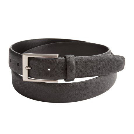Reward Textured Leather Belt (For Men)