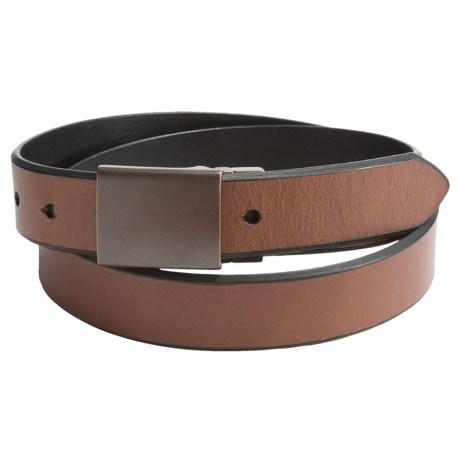 Reward Reversible Plaque Belt (For Men)