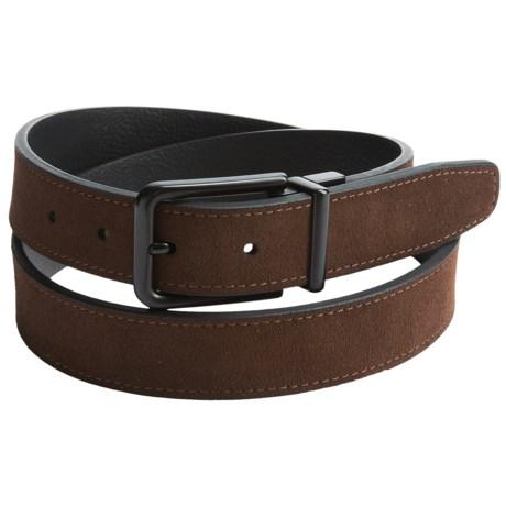 Reward Reversible Belt - Suede (For Men)