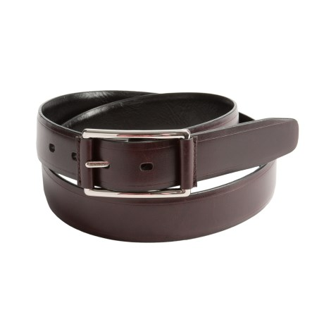 Reward Reversible Leather Buckle Belt (For Men)