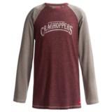 Craghoppers NosiLife Shamri T-Shirt - UPF 40+, Long Sleeve (For Little and Big Boys)