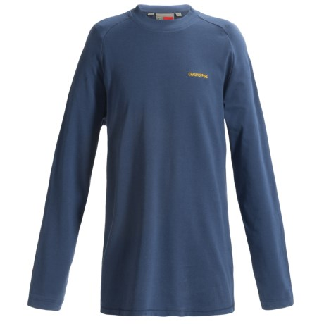 Craghoppers NosiLife Graphic Shirt - Long Sleeve (For Little and Big Boys)