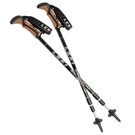 LEKI Summit Anti-Shock Trekking Poles