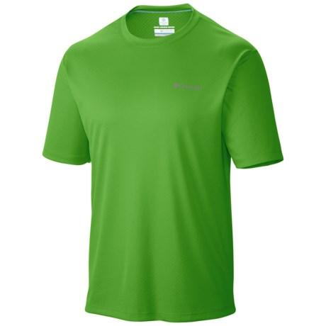 Columbia Sportswear Zero Rules T-Shirt - Omni-Freeze® ZERO, UPF 30, Short Sleeve (For Men)