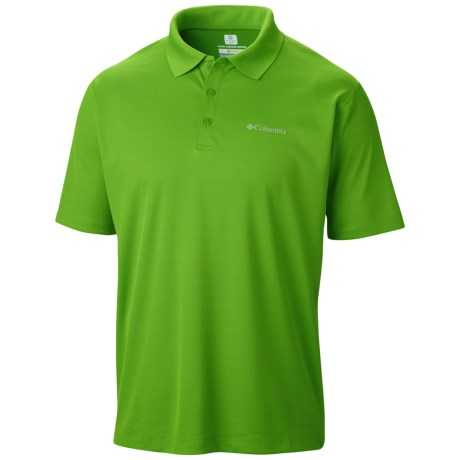 Columbia Sportswear Zero Rules Polo Shirt - Omni-Freeze® ZERO, UPF 30, Short Sleeve (For Men)