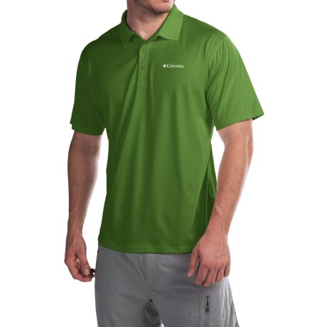 Columbia Sportswear Zero Rules Polo Shirt - Omni-Freeze® ZERO, UPF 30, Short Sleeve (For Men)