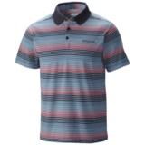 Columbia Sportswear Sweat Threat II Polo Shirt - Short Sleeve (For Men)