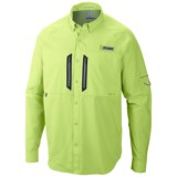 Columbia Sportswear Solar Cast ZERO Omni-Wick® Shirt - UPF 50, Long Sleeve (For Men)