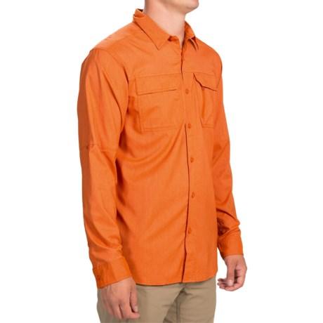 Columbia Sportswear Royce Peak II Omni-Wick® Shirt - UPF 50, Long Sleeve (For Men)