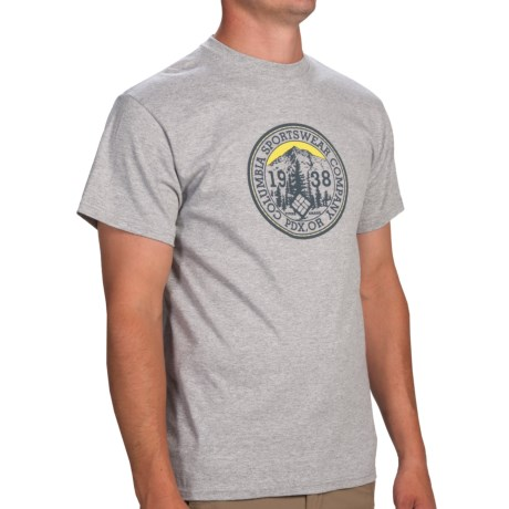 Columbia Sportswear Oakhill Mountain T-Shirt - Short Sleeve (For Men)