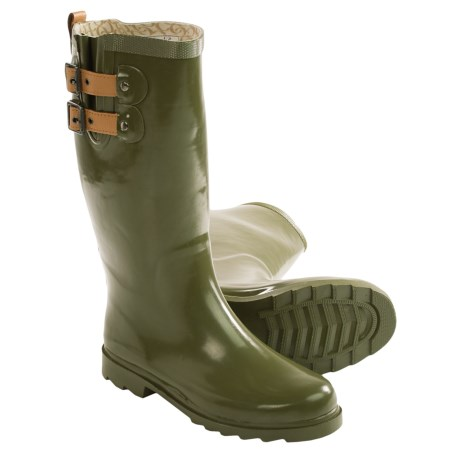 Chooka Top Solid Rain Boots - Waterproof (For Women)