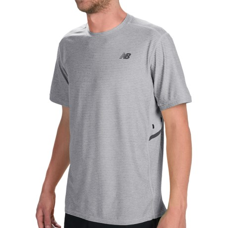 New Balance Shift T-Shirt - Short Sleeve (For Men)