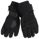 Auclair Double-Lined Fleece Gloves (For Men)