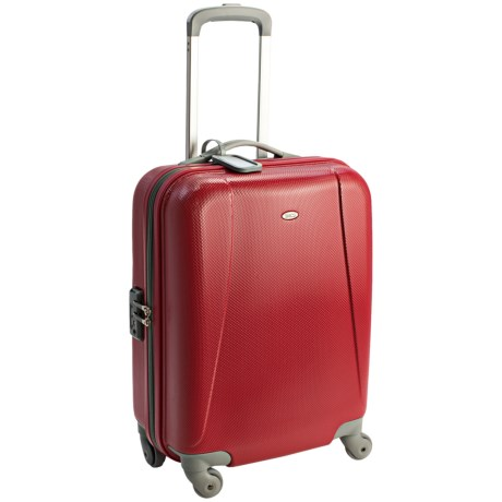 Bric's Dynamic Light Trolley Hardside Spinner Suitcase - 20""