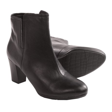 Rockport Ordella Zip Chelsea Boots (For Women)