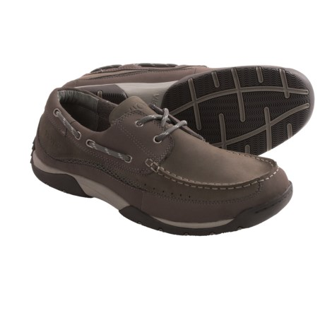 Vionic with Orthaheel Technology Eddy Boat Shoes (For Men)