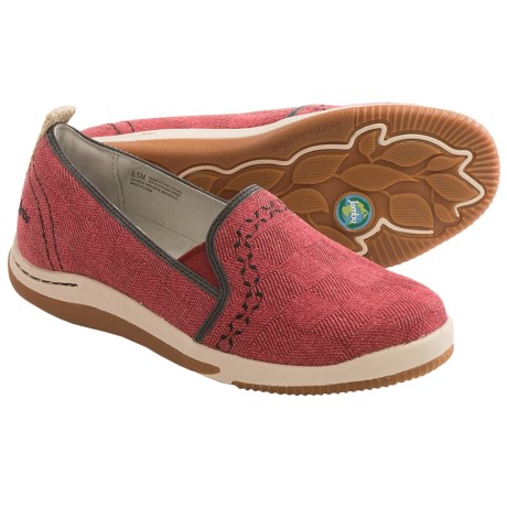 Jambu Gabby Shoes - Canvas, Slip-Ons (For Women)