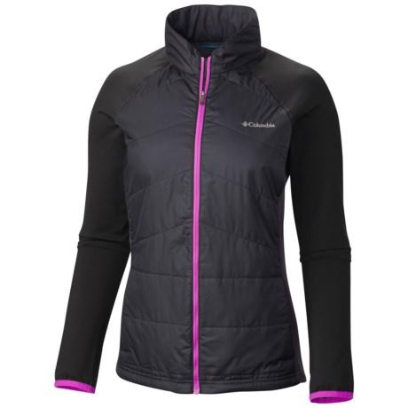 Columbia Sportswear Mach 38 Hybrid Jacket - Omni-Heat® (For Women)
