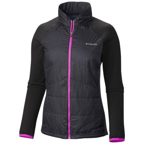 Columbia Sportswear Mach 38 Hybrid Jacket - Omni-Heat® (For Women)