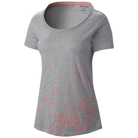 Columbia Sportswear Full Flight T-Shirt - Short Sleeve (For Women)