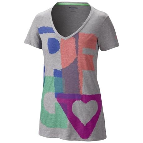 Columbia Sportswear Everyday PFG T-Shirt - Short Sleeve (For Women)