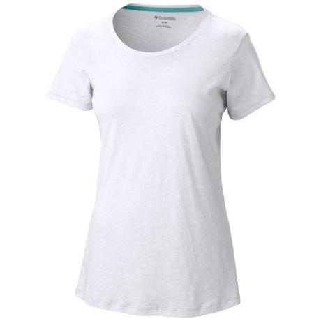 Columbia Sportswear Everyday Kenzie T-Shirt - Short Sleeve (For Women)