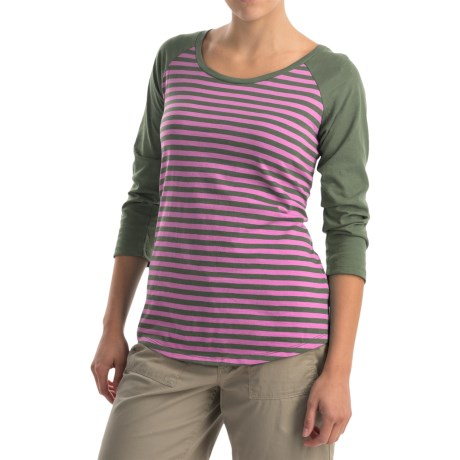 Columbia Sportswear Everyday Kenzie Shirt - 3/4 Sleeve (For Women)