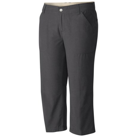 Columbia Sportswear Arch Cape Capris - UPF 15 (For Plus Size Women)