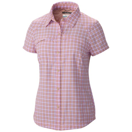 Columbia Sportswear Silver Ridge Multi Plaid Omni-Wick® Shirt - UPF 50 (For Women)