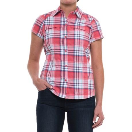 Columbia Sportswear Silver Ridge Multi Plaid Omni-Wick® Shirt - UPF 50 (For Women)