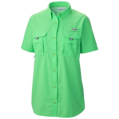 Columbia Sportswear PFG Bahama Shirt - UPF 30, Short Sleeve (For Women)