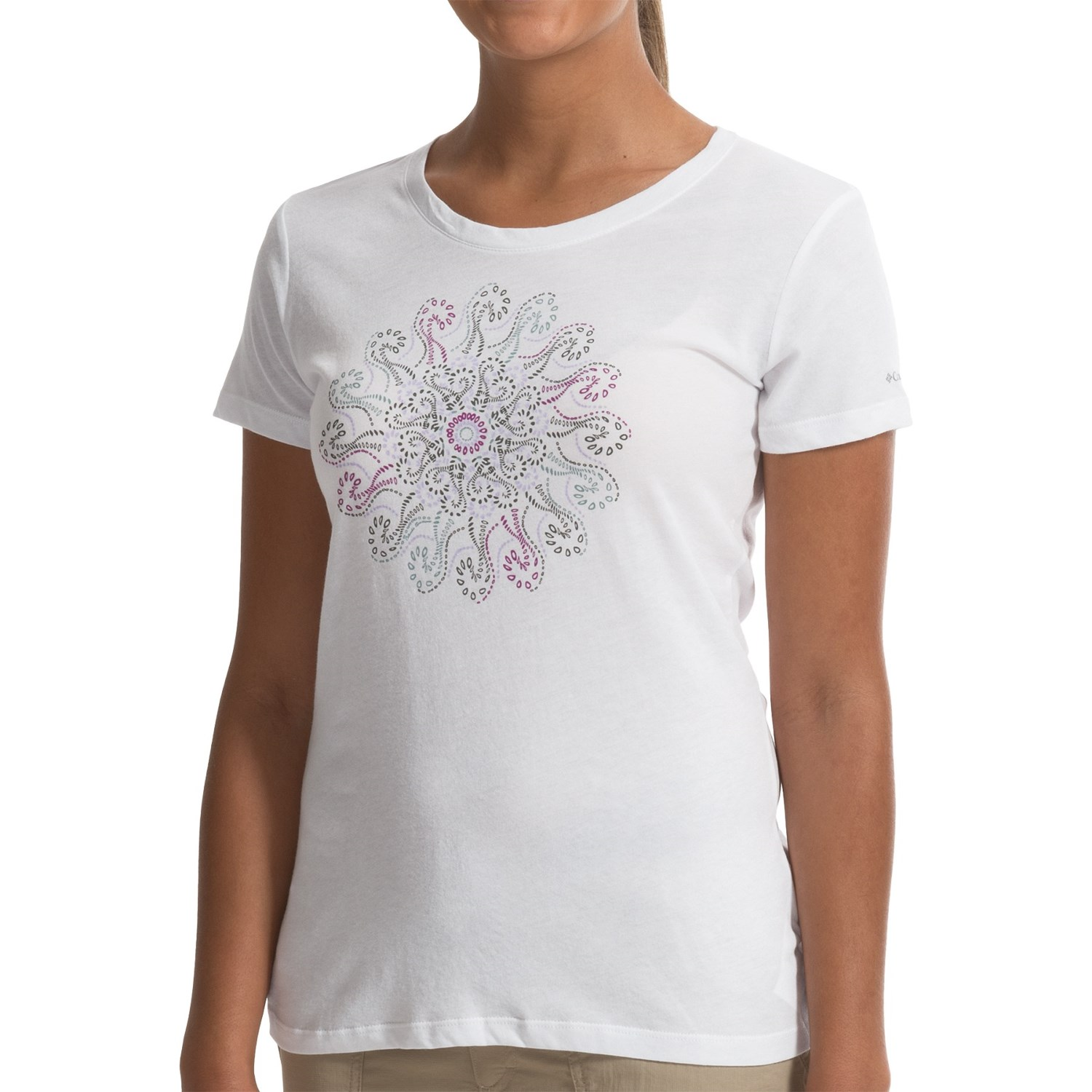 Columbia Sportswear Wickham Fancy Graphic T Shirt For