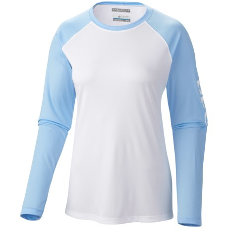 Columbia Sportswear Tidal Tee II Shirt - UPF 50, Long Sleeve (For Women)