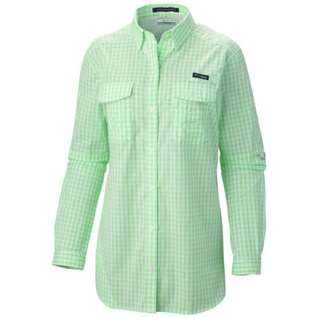Columbia Sportswear Super Bonehead II Shirt - Button Front, Long Sleeve (For Plus Size Women)
